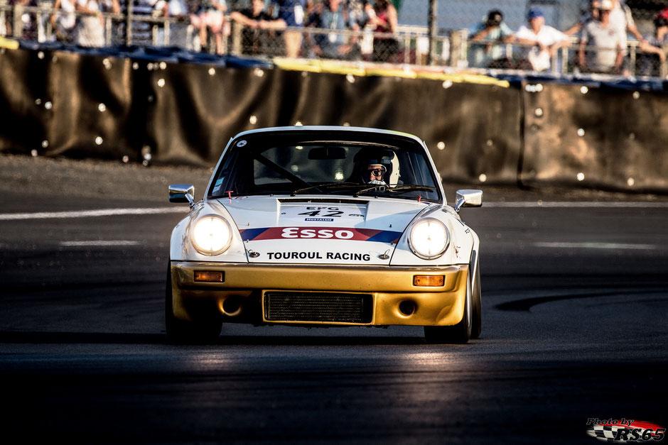 Porsche 911 Carrera RS 3.0L - Le Mans Classic 2018