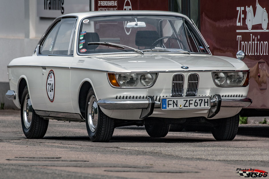 BMW 2000C - Solitude Revival 2019