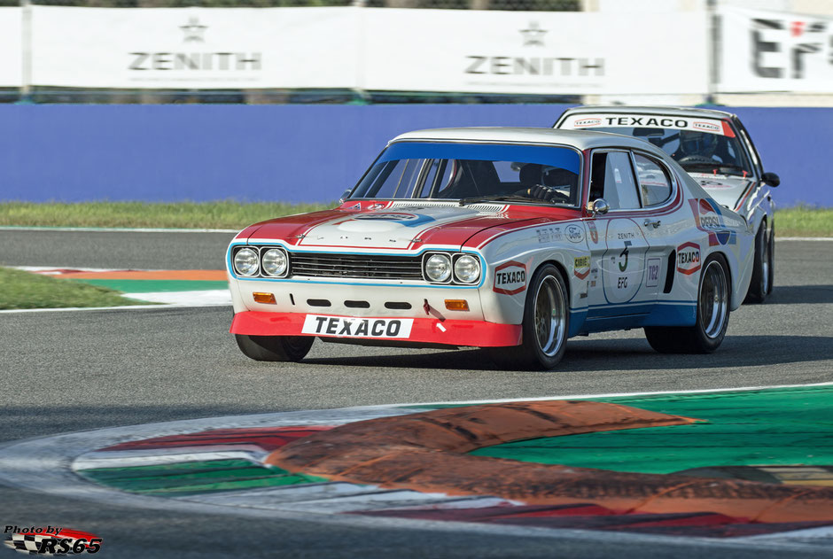 Ford Capri 2600 RS - Monza Historic 2019 - Peter Auto