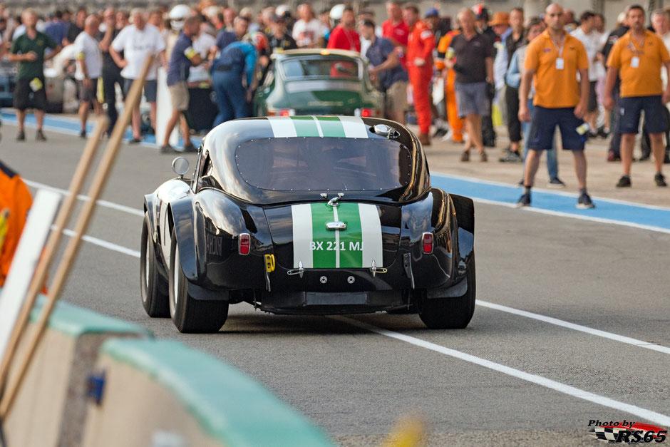 Shelby Cobra 289 - Le Mans Classic 2018