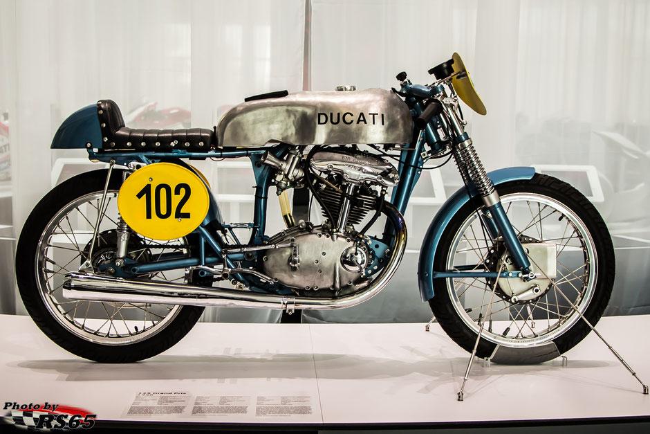 Ducati 125 Grand Prix 1956