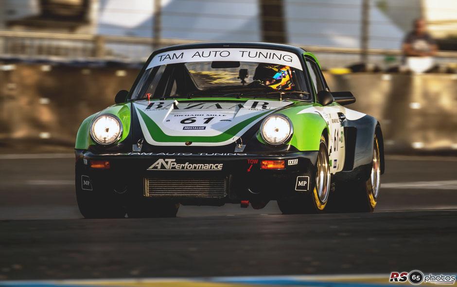Porsche 911 Carrera RSR - Le Mans Classic 2018