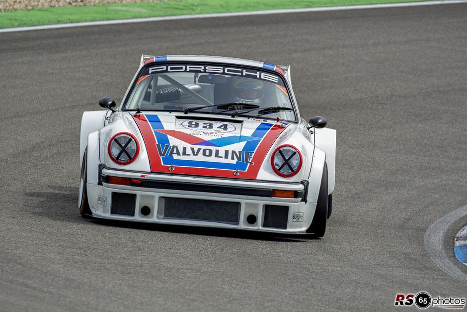 Porsche 934/5 - Hans-Jörg Hübner - FHR Spring Classic - Hockenheimring 2021