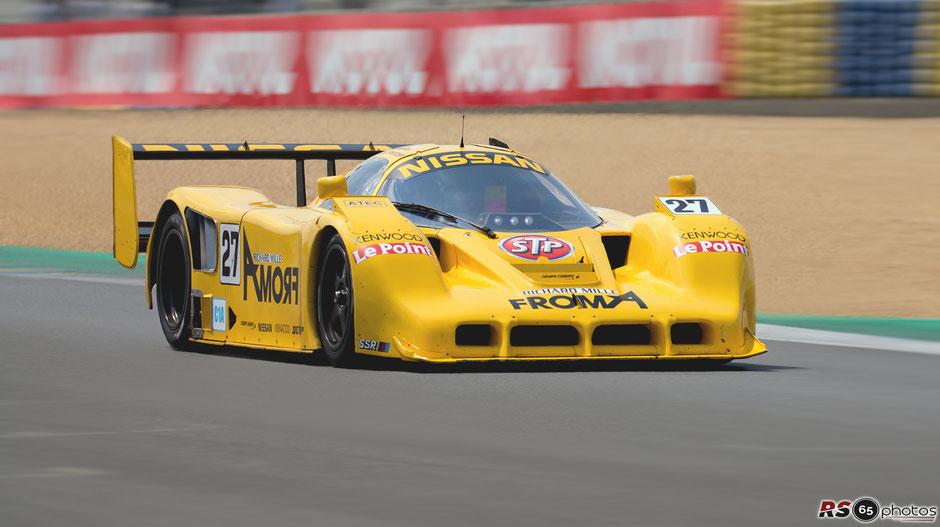 Nissan R90 CK - Group C Racing