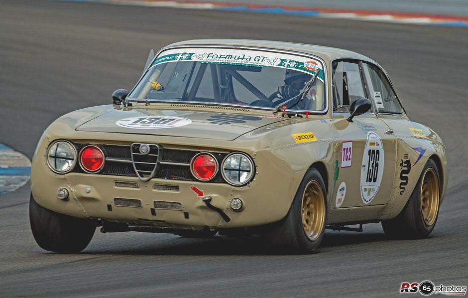 Alfa Romeo GT Am - Formula GT München - Hockenheimring 2020