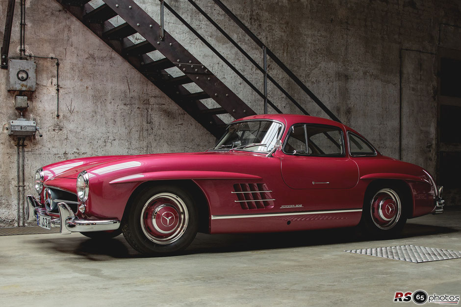 Mercedes-Benz 300 SL Coupé HK-ENGINEERING