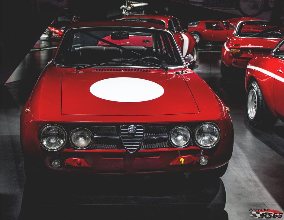 Alfa Romeo 1750 GTAm - Alfa Romeo Museum