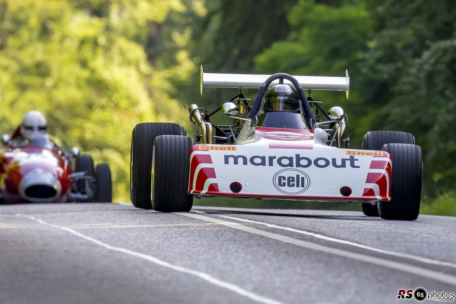 Celi Porsche AC7 Formel 2 - Karsten Helber - Solitude Revival 2019