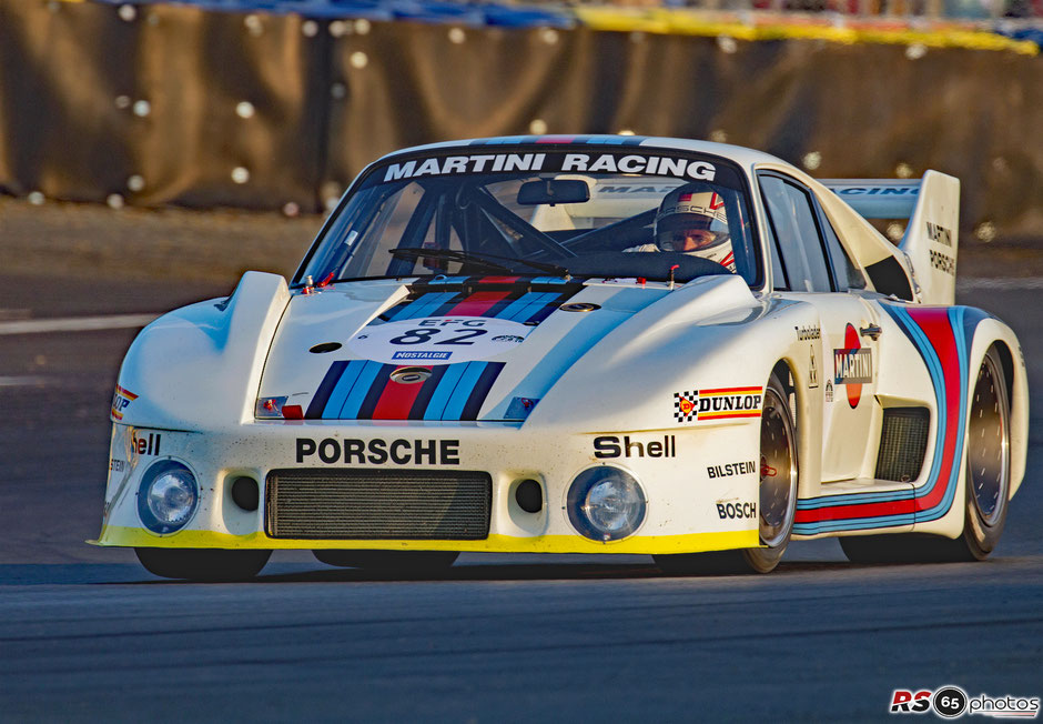Porsche 935/77 - Le Mans Classic 2018 - Plateau 6