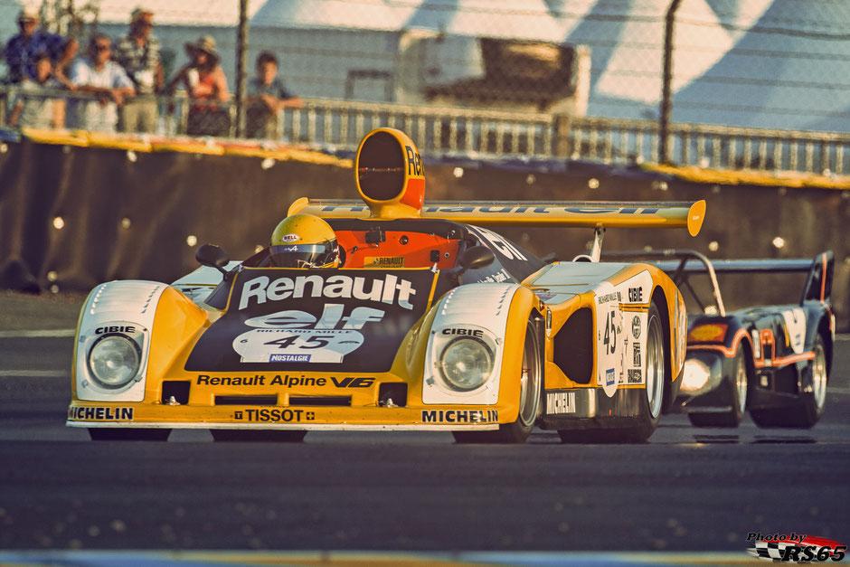 Renault Alpine A443 - Le Mans Classic 2018