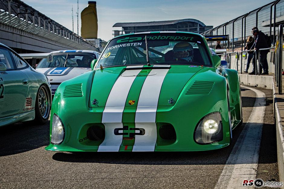 Porsche 935 DP III - Dirk Torwesten
