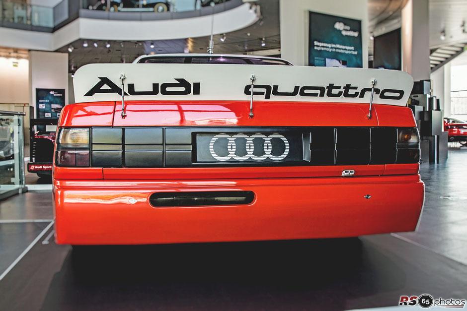 Audi 200 quattro TransAm - 40 Jahre Audi quattro