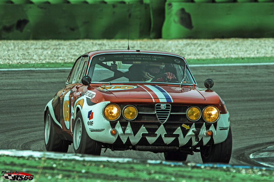 Alfa Romeo GT-Am - Hockenheimring 2018