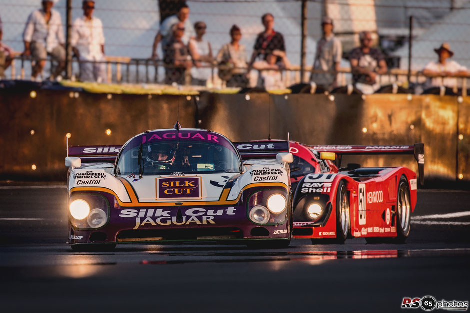 Jaguar XJR-9 - Group C Racing