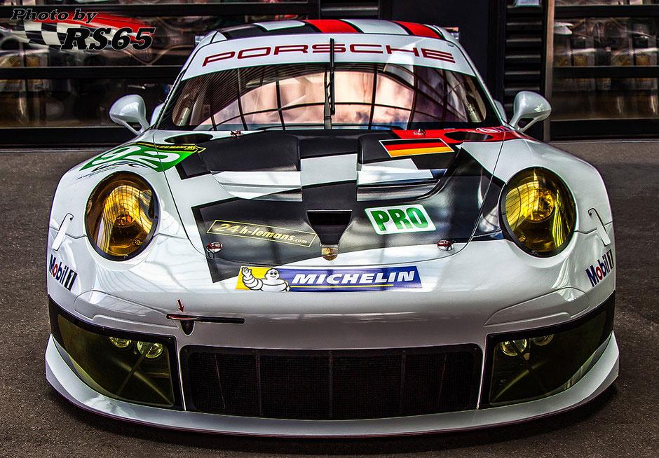 Porsche 911 RSR Typ 991 #92