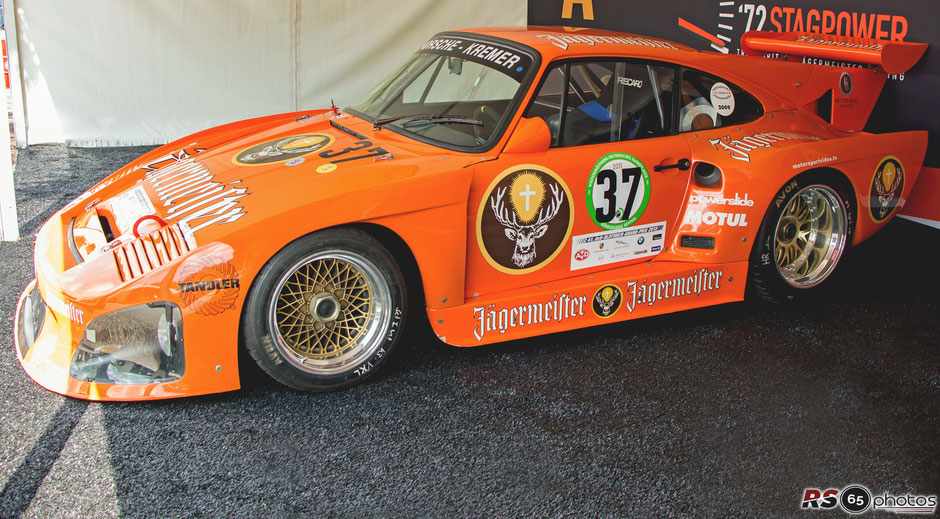 Porsche 935 K3 - '72STAGPOWER - THE SPIRIT OF JÄGERMEISTER RACING
