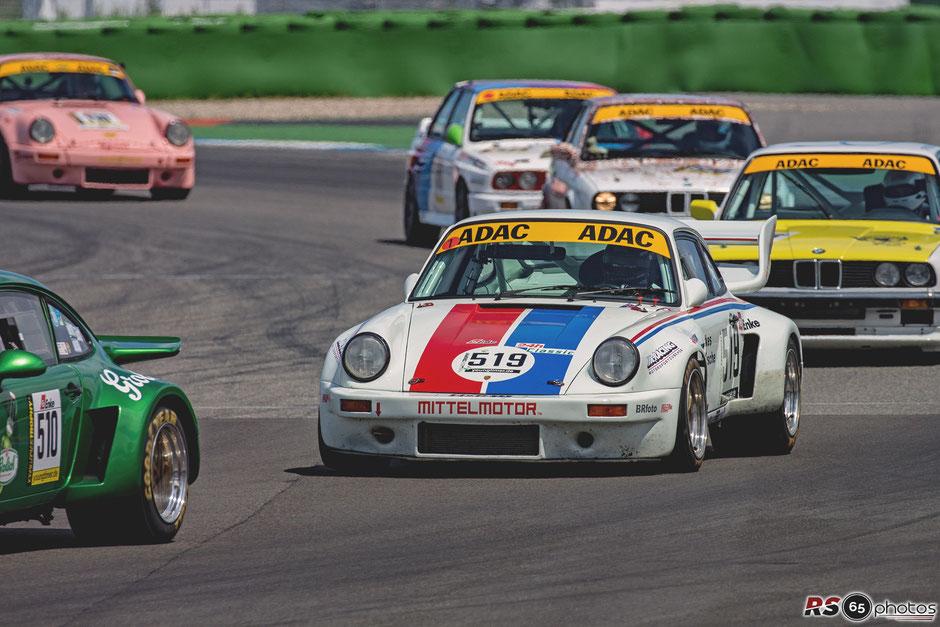 Porsche 911 RSR - Oliver Boyke - Youngtimer Trophy - Preis der Stadt Stuttgart 2020 - Hockenheimring