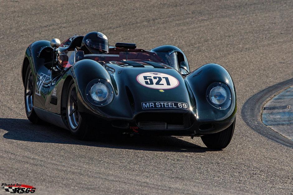 Jaguar Lister - A Gentle Drivers Trophy - Preis der Stadt Stuttgart 2018 - Hockenheimring