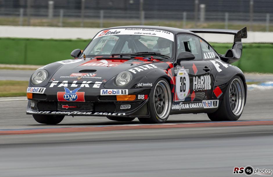 Porsche 993 GT2 - Uli Kainzinger