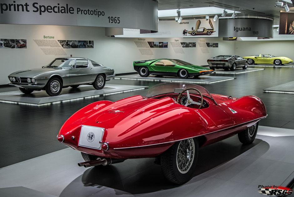 Alfa Romeo Museum - Museo Storico Alfa Romeo
