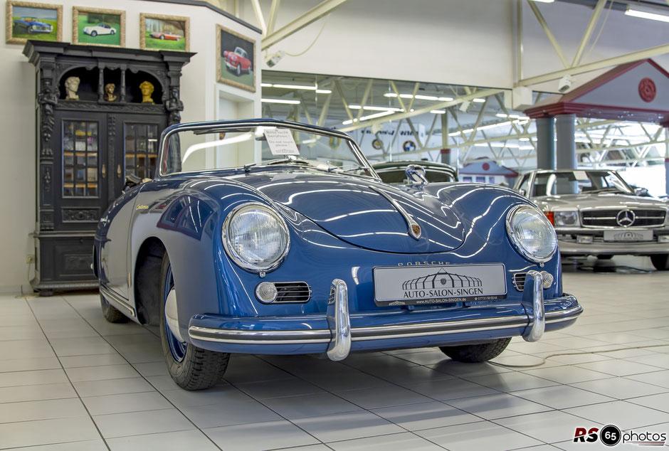 Porsche 356 1500 Super Continental / Auto-Salon-Singen