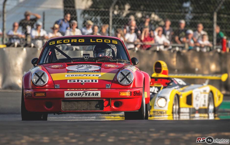 Porsche 911 Carrera RSR 3.0 L - Le Mans Classic 2018