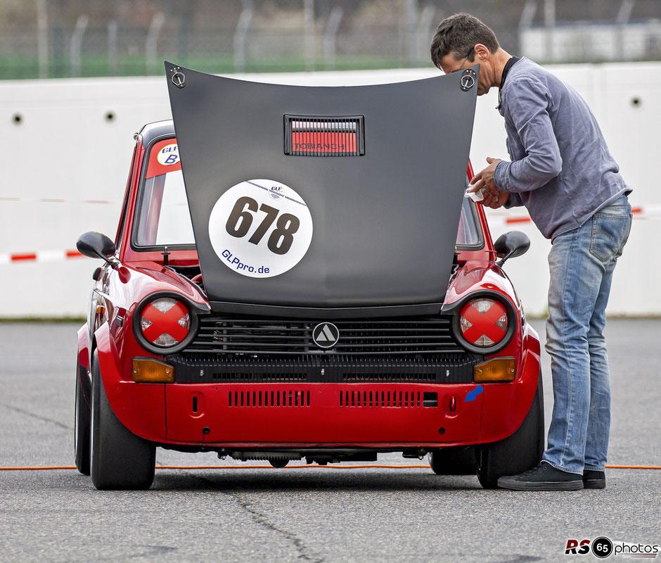 Autobianchi A112 - Manfred Niederberger