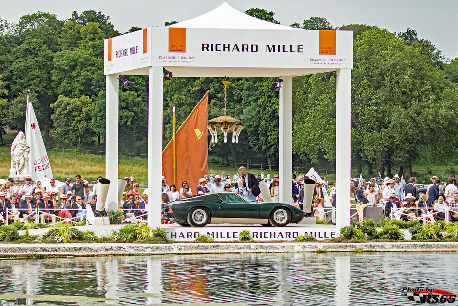 Lamborghini Miura - Chantilly Arts & Elegance Richard Mille 2019