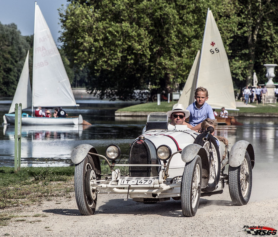 Bugatti 37A - Chantilly Arts & Elegance Richard Mille 2019