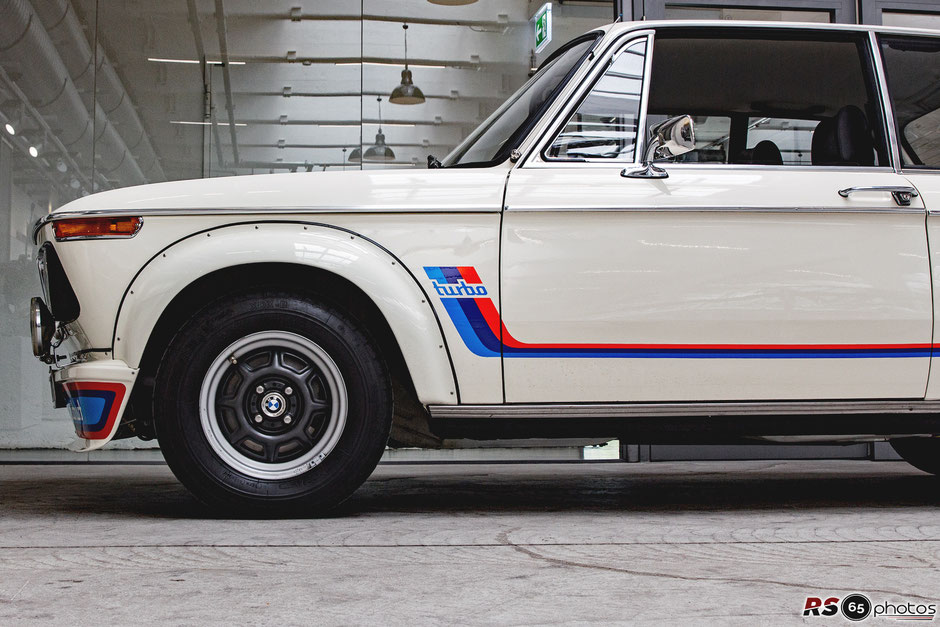 BMW  Group Classic - BMW 2002 Turbo