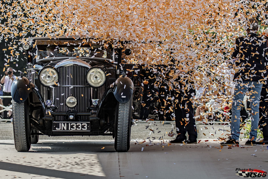 Bentley 8 Liter Foursome Coupé - Chantilly Arts & Elegance Richard Mille 2019