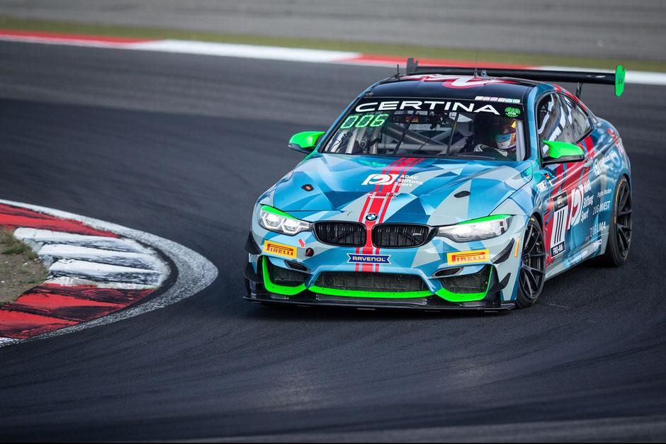 GT4 European Series, BMW M4 GT4, RN Vision STS