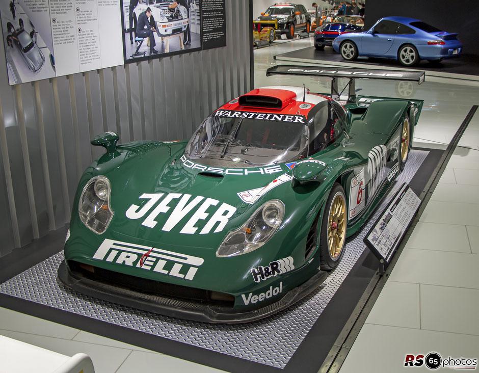 Porsche 911 GT1 - Porsche Museum