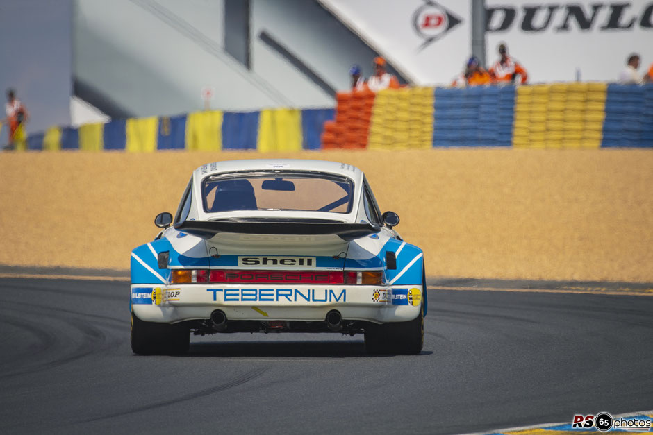 Porsche 911 Carrera RSR 3.0 - Plateau 6 - Le Mans Classic 2018