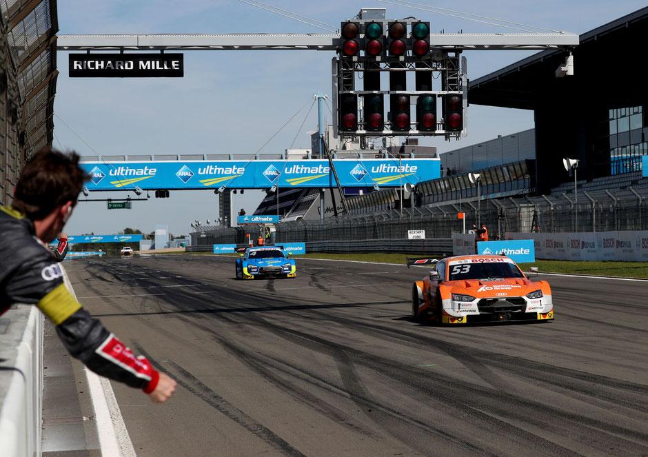 Hoffmann Group Audi RS 5 DTM #53 (Audi Sport Team Rosberg), Jamie Green - DTM Nürburgring 2019
