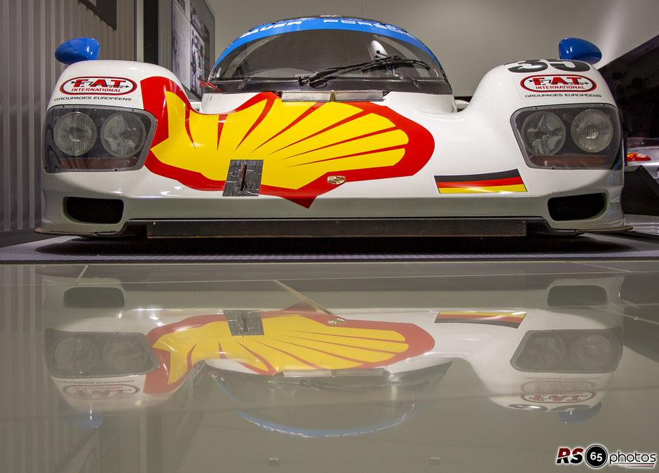 Porsche 962 Dauer Le Mans GT - Porsche Museum