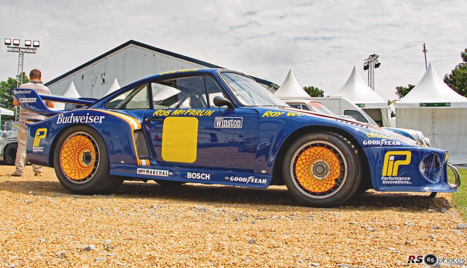 Exoto Porsche 935 Turbo - Le Mans Classic 2018