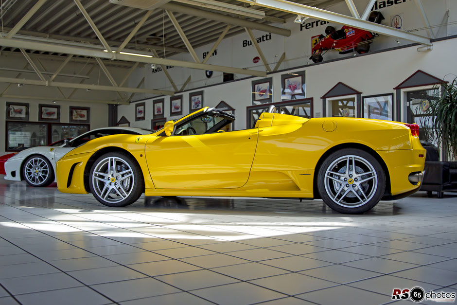 Ferrari F430 Spider / Auto-Salon-Singen