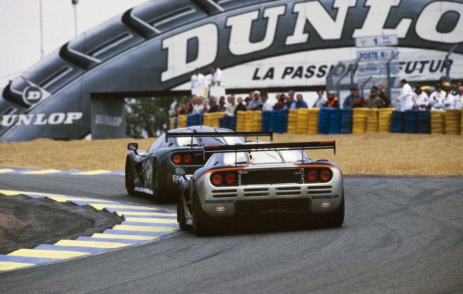 McLaren F1 GTR #59 - Sieger des 24 Stunden Rennens von Le Mans 1995