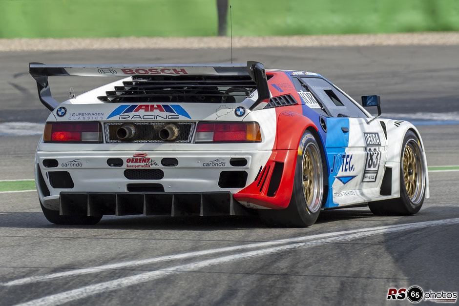 BMW M1 - Peter Heinrich/Achim Heinrich - FHR Spring Classic - Hockenheimring 2021