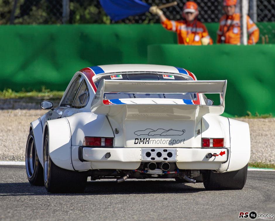 Porsche 934/5 - Monza Historic 2019