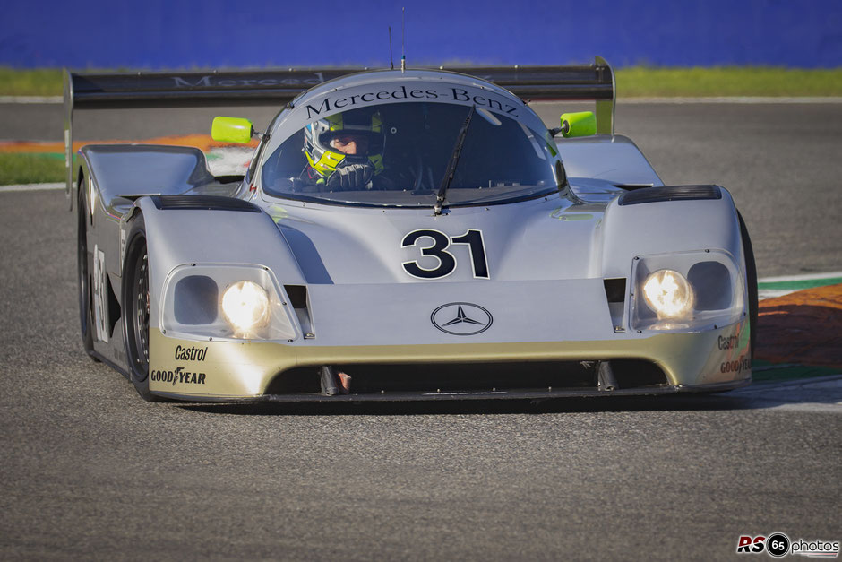 Mercedes - Benz C11 - Monza Historic 2019