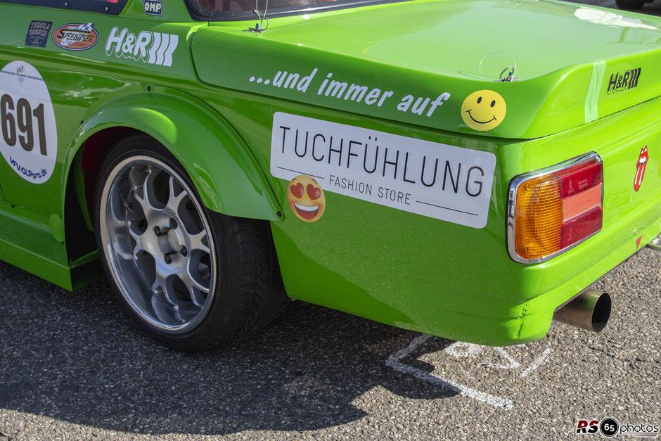 BMW 2002 - Walter Giesler - Hockenheimring