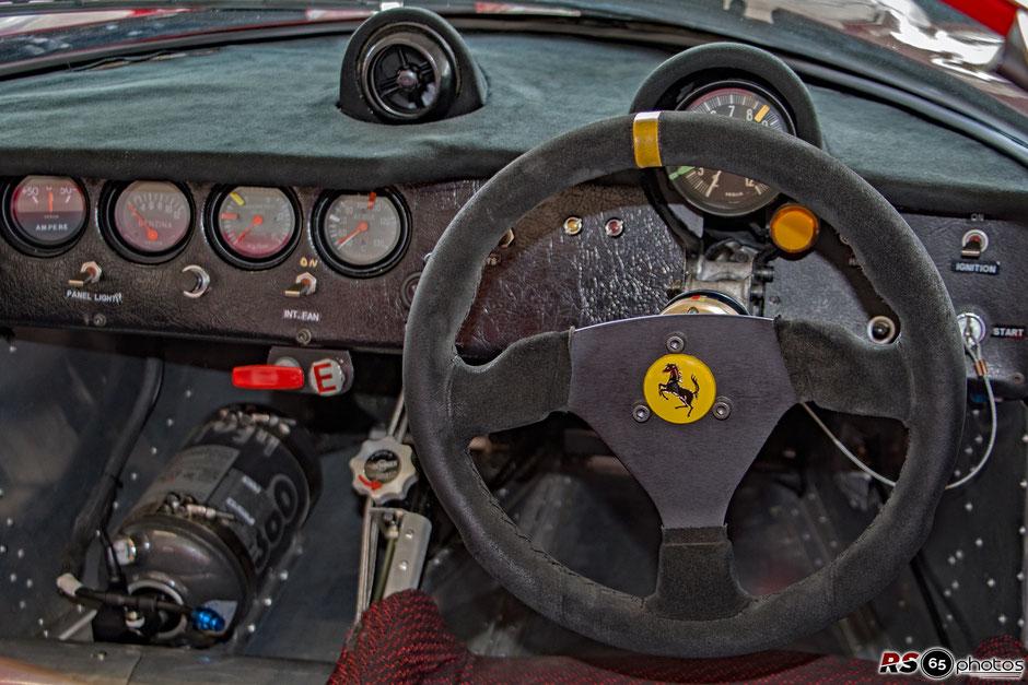 Ferrari 512 S - Le Mans Classic 2018 - Plateau 5