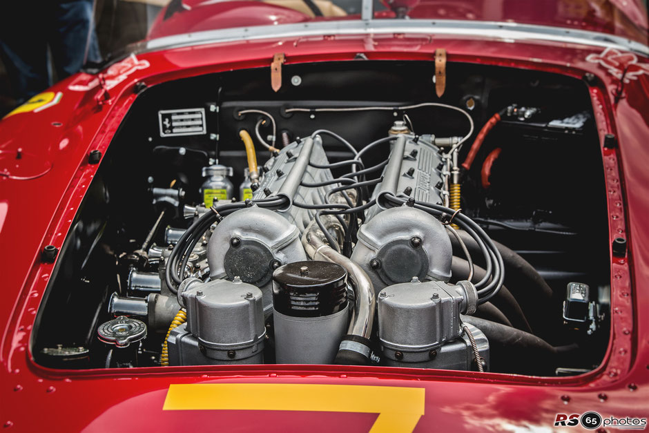 Ferrari 500 Mondial Spider von Pinin Farina