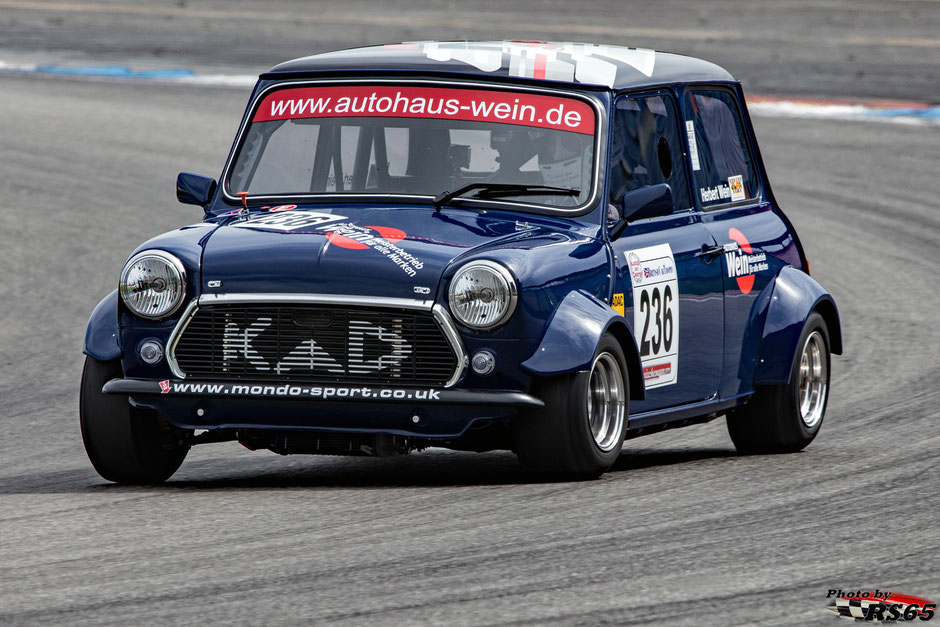 Kampf der Zwerge - Preis der Stadt Stuttgart 2018 - British Car Trophy - Herbert Wein Junior