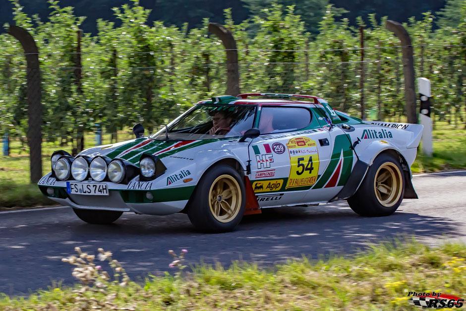 Lancia Stratos HF @Classic Days Schloss Dyck