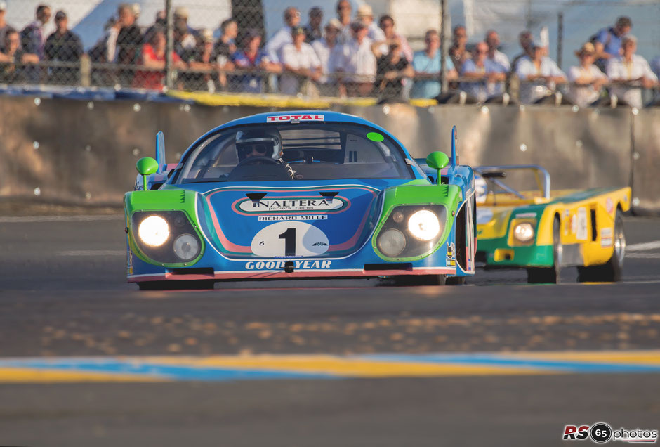 Inaltera GTP Cosworth - Le Mans Classic 2018