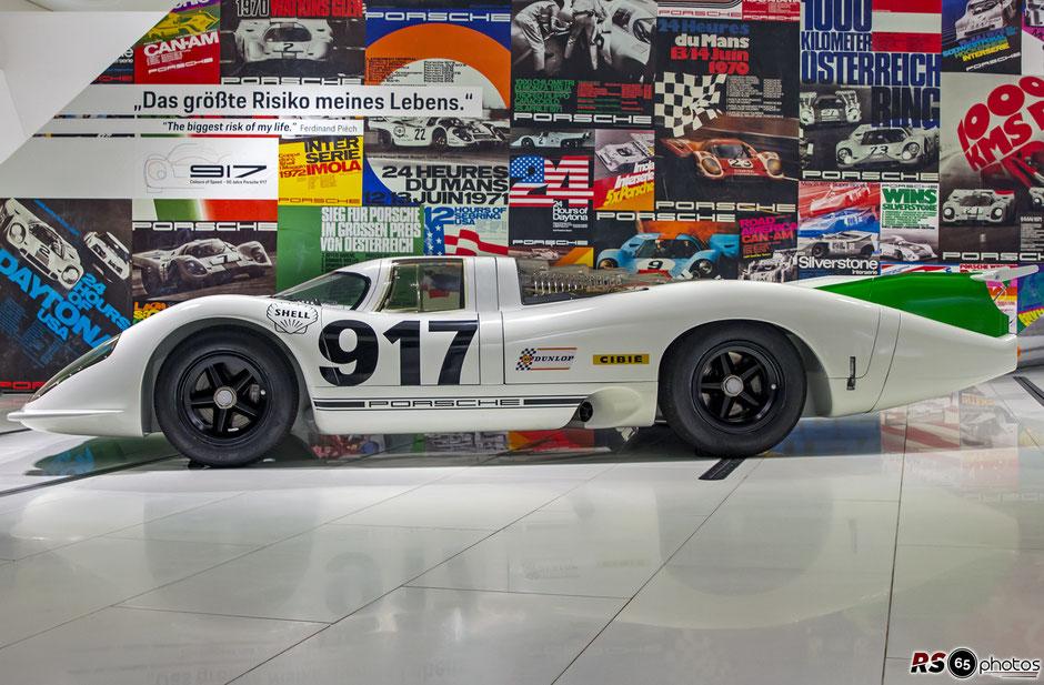 Porsche 917-001 / Porsche Museum