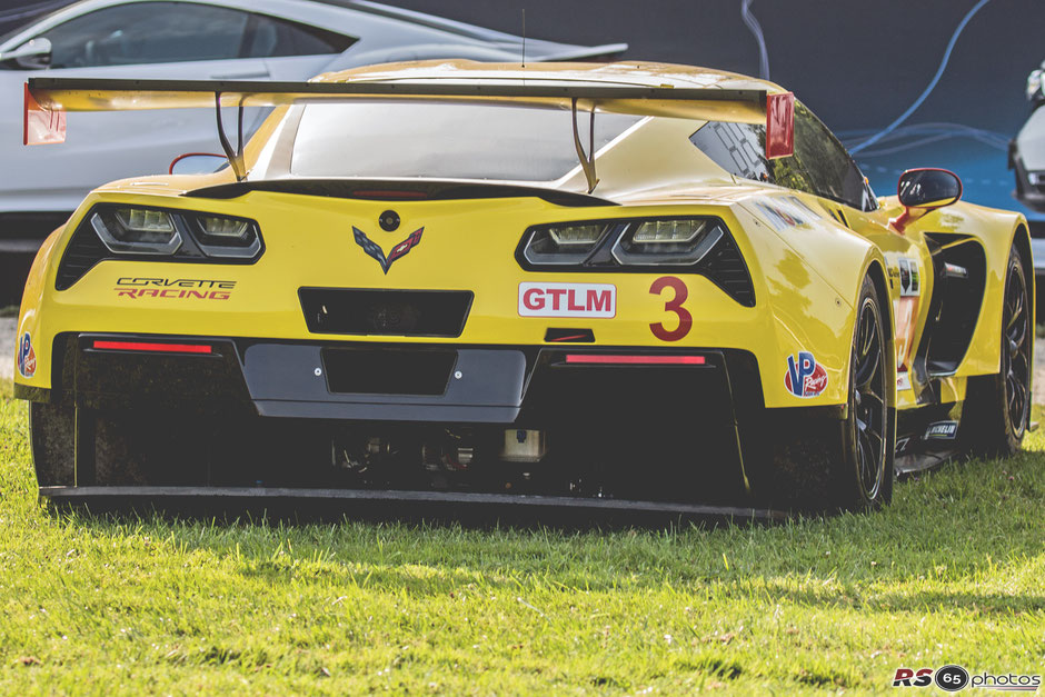 Chevrolet Corvette C7.R 2014 - Chantilly Arts & Elegance Richard Mille 2019